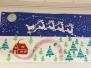 décorations de Noël en maternelle